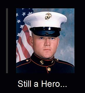 Travis Twiggs Still a Hero