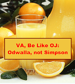 VA Be Like OJ