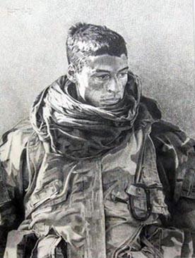 Nicholas G Ciccone by Michael D Fay USMC