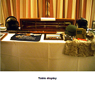 Another Table Display
