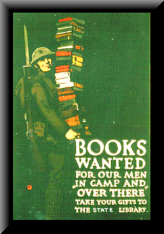 Books for Marines Art