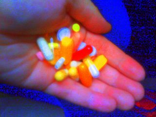 Handful of Meds-1