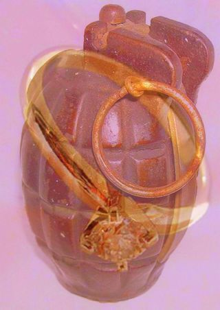 Grenade and Wedding Ring