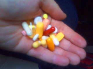 Handful of Meds