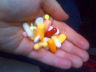 Handful of Meds