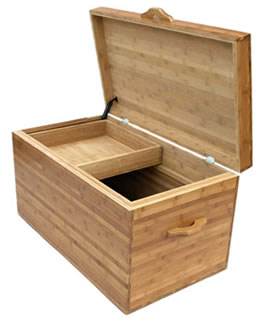 The Bamboo Chest