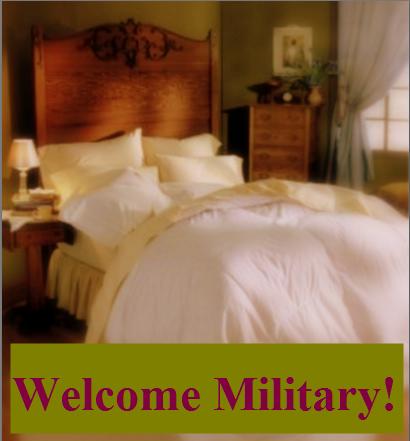 Welcome Military Again