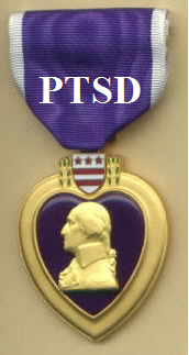 PTSD Purple Heart