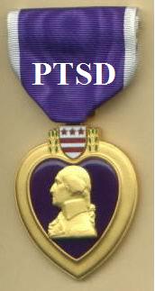 PTSD Purple Heart