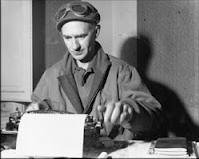 Ernie Pyle at Anzio