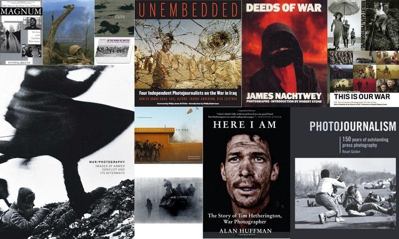 War Photography Books